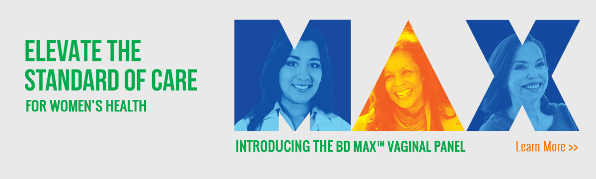 BD Max - Women's Health - Vaginal Panel